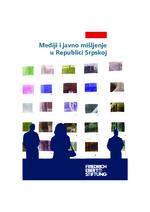 Mediji i javno mišljenje u Republici Srpskoj