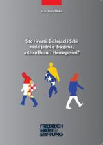 Sto Hrvati, Bošnjaci i Srbi misle jedni o drugima, a što o Bosni i Hercegovini?