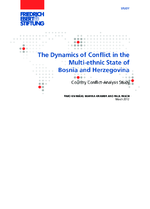 The dynamics of conflict in the multi-ethnic state of Bosnia and Herzegovina