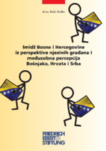Imidž Bosne i Hercegovine iz perspektive njezinih gradana i medusobna percepcija Bošnjaka, Hrvata i Srba