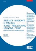 Izbjeglice i migranti u trouglu Bosne i Hercegovine, Hrvatske i Srbije
