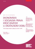 Ekonomska i socijalna prava kroz izazove u digitalnom dobu