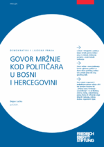 Govor mržnje kod političara u Bosni i Herzegovini