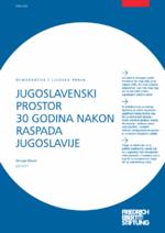 Jugoslavenski prostor 30 godina nakon raspada Jugoslavije